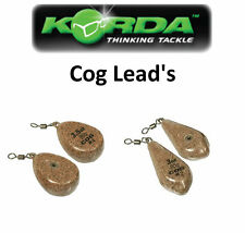 Korda Cog Leads *All Types* Coarse Carp Specimen Rigs Fishing