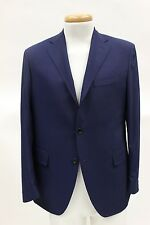 CARUSO unconstructed navy Blazer NEW 38 , 40 , 44