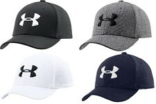 Under Armour Boys' Blitzing Stretch Fit Hat Cap