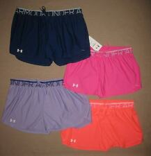 NWT UNDER ARMOUR WOMEN'S PLAY IT UP SHORTS