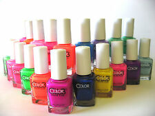 Color Club Nail Polish  - Neons & Neon Glitter Buy 2 Get 5 % Off   SPECIAL
