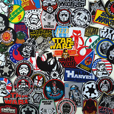 STAR WARS Ultimate PATCH COLLECTION - All Under £2, UK Stock, Fast & Free Post!
