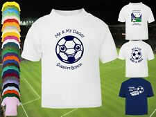 BOLTON WANDERERS Football Baby/Kids/Children's T-shirt Top Personalised-Any team