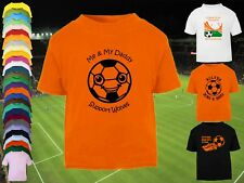 WOLVERHAMPTON WOLVES Football Baby/Children's T-shirt Top Personalised- Any team