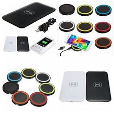 Qi Wireless Charging Charger Pad for iPhone LG HTC Mircosoft Nokia Samsung Edge
