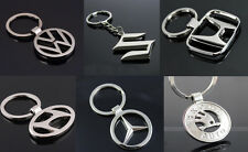 Car Logos Fashion Key Chain Car Keychain Ring Keyfob Metal Keyrings various Car