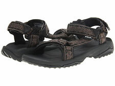 TEVA Mens 1001473 FIBE Terra Fi Lite Water Sport Slide Sandals [ Tread Beluga ]