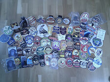 PUMP CLIPS - UK real ale craft beer badge brewery