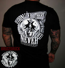Support 81 Shirt  Hells Angels Rostock Black Fallen Brothers