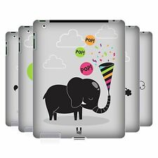 HEAD CASE DESIGNS PARTY ANIMALS HARD BACK CASE FOR APPLE iPAD 2