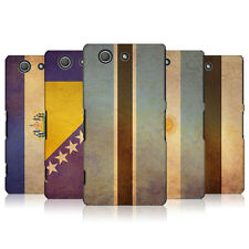 HEAD CASE DESIGNS VINTAGE FLAGS SET 2 CASE FOR SONY XPERIA Z3 COMPACT D5803