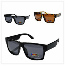 Mens Womens Large Fashion Wayfarer Polarized Aviator Sunglasses AU Seller 475