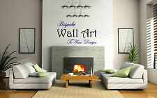Personalized Vinyl Wall Art Sticker Decal Design Your Own  Living Room, Bedroom
