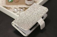 S*ACT New Bling PU leather wallet case FLIP card holder for iphone 4 5 6 6 plus