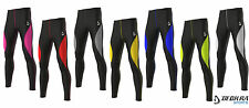 Deckra Mens Womens Compression Base Layer Long Pants Running Trouser Tights