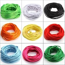 10m Nylon Chinese Knot Beading Jewelry Making Cords Thread Dia.2mm