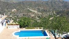 May Holidays in Spain self catering sleeps up to 10 amazing views & great value