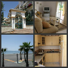 Holiday Apartment near Torrox, Spain, car not essential, 1 minute to beach