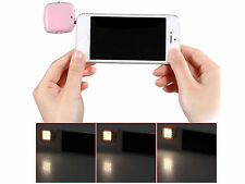 Newest Portable Mini 16 LED Flash Fill Light Selfie Night Photo For Phone iPhone