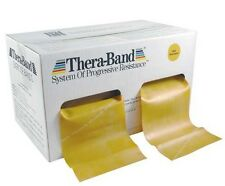 Gold Theraband Resistance Band Gold Thera-band Max Strength - Exercise, Catapult