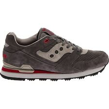[S70162-4] SAUCONY COURAGEOUS GREY*NEW IN BOX*