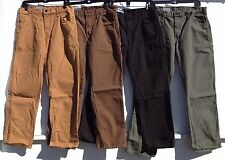 DICKIES Relaxed Fit Carpenter 10 oz Duck Jeans 4 Colors EU202