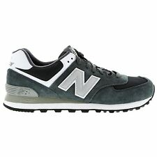 New Balance Classic Traditionnels Grey Mens Trainers - ML574VAG