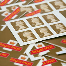 ROYAL MAIL STAMPS FIRST & SECOND CLASS LETTER/LARGE LETTER FREE POSTAGE