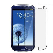 3x CLEAR LCD Screen Protector Shield for Samsung Galaxy S3 LTE 4G i9305 i939d SX