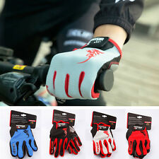 Touch Screen Gloves, Full Finger Gloves for Bike Bicycle Cycling Riding Skiing