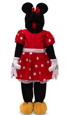Girls Fancy Dress Costume Disney Minnie Mouse Age 3 Years Age 4 Years NEW