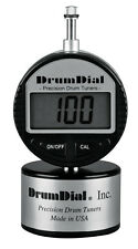 Drum Dial Digital for Measuring Tension precisely tunes all drums drumhead