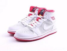 Air Jordan 1 Mid WB Hare # 719551 123 Men SZ 7.5 - 12 SHip Now