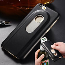 """For iPhone 6 4.7"""" Aluminum Beers Bottle Opener Hard Back Case Fitted Cover Skin"""