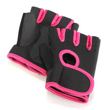 New Sport Cycling Fitness GYM Half Finger Gloves Weightlifting Exercise Training