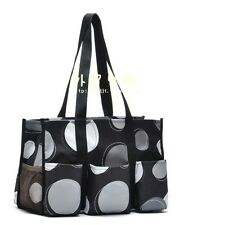 Thirty One UTILITY tote beach laundry Bag  in Best Buds retired