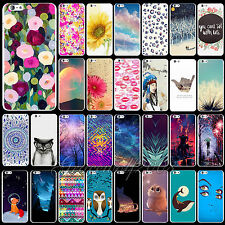 For Apple iphone 4S 5 5C 6Plus 6 Case Cover Nature Painting Phone Hard Back Skin