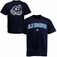 adidas Old Dominion Monarchs Navy Blue Relentless T-Shirt