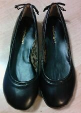"""COMFORTVIEW~""""GAIL"""" BALLET FLAT with TEXTURED UPPER *FREE SHIPPING** Retail =$54"""