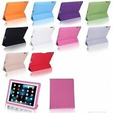 Ultra Slim Stand Magnetic Smart Cover With Hard Back Case for Apple Ipad / Mini