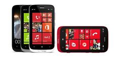 Nokia Lumia 822 - 16GB - 4G LTE, 8MP, 1.5 GHz VERIZON + GSM UNLOCKED Smartphone