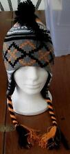 Aquarius Boy's Mohawk Trapper/Aviation Beanie Hat - Various - BRAND NEW