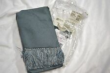 JCPenney Supreme One LOOP WATERFALL with Fringe VALANCE Assorted Colors