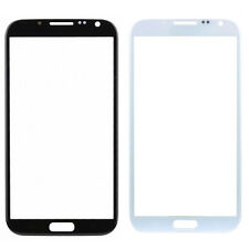 Outer Glass Panel External Screen Replace For Samsung Galaxy Note 2 N7100 Elegan