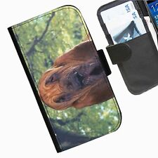 Dogs  Puppys Leather wallet personalised phone case for Blackberry Q10 Z3 Z3O Z1
