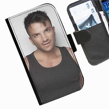 Peter Andre Leather wallet personalised phone case for Huawei Honor 6 6plus 6x