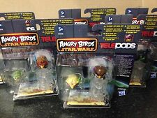 Angry Birds Star Wars Telepods assortiment multi / double figure packs jedi VS Sith