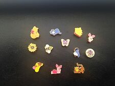 Licensed Bracciale Floating Locket DISNEY Charms * Pooh & Friends * NEW *
