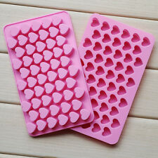 New Silicone Ice Cube Candy Chocolate Cake Cookie Cupcake Soap Safety Molds Mold