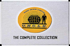 The Man From U.N.C.L.E. - The Complete Series (DVD, 2008, 41-Disc Set)
